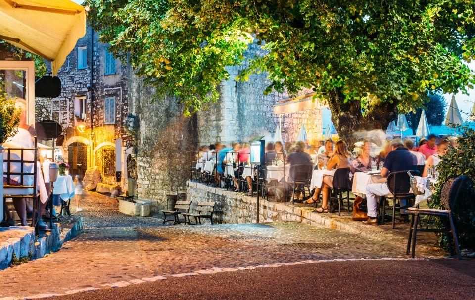 Restaurant à Antibes
