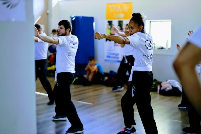 Les cours collectifs Krav Maga Protection Levallois Perret
