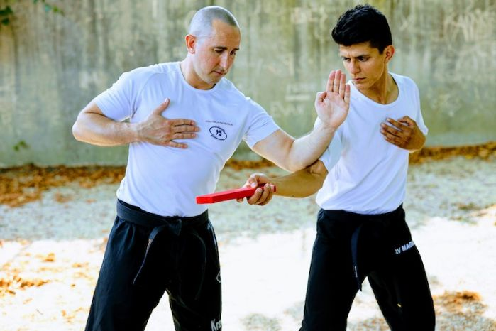 Krav Maga Protection cours particuliers Levallois Perret